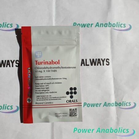 Turinabol PHARMAQO - 1 - Buy steroids UK