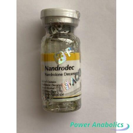 Nandrodec - 1 - Buy steroids UK