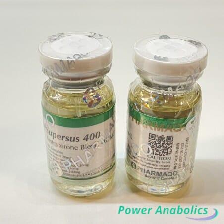 Supersus 400 PHARMAQO - 2 - Buy steroids UK