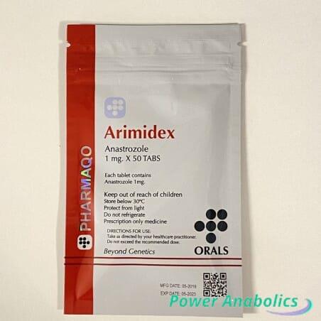 Arimidex Anastrozole PHARMAQO - 2 - Buy steroids UK
