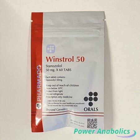 Winstrol 50mg PHARMAQO - 3 - Buy steroids UK