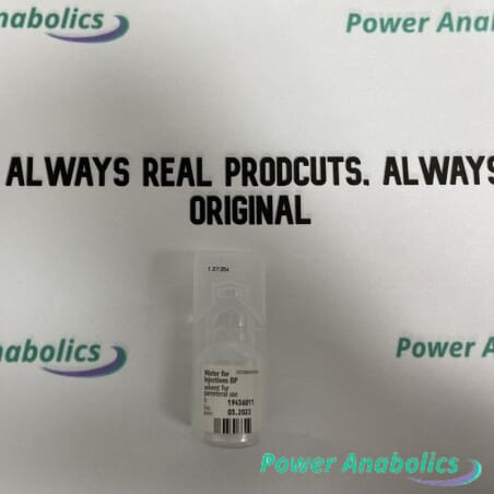 Water for injections 5ml Steroids Shop UK Pay by PayPal Card, Credit/Debit Card
